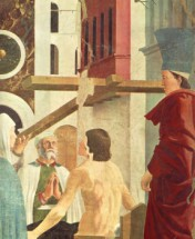 Foto mural Discovery of the True Cross